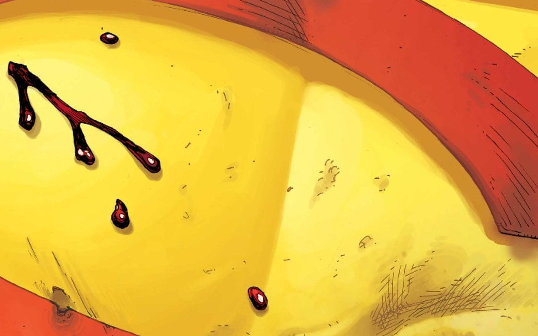 Doomsday Clock #12 Hints Future DC/Marvel Crossover and Other Major Events for DC–SPOILERS INSIDE