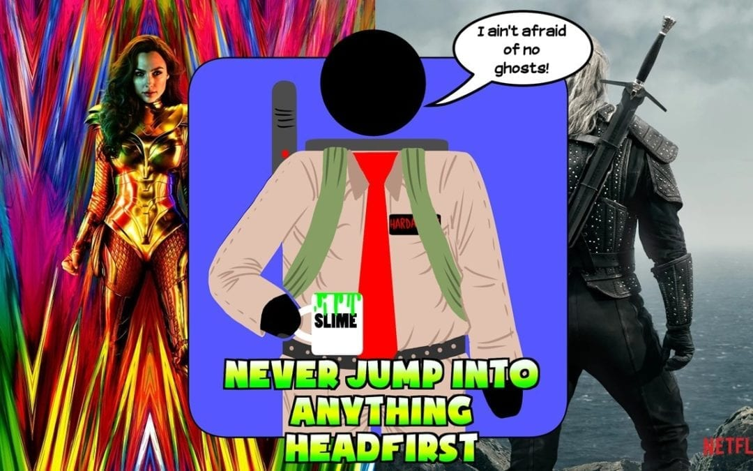 Hard At Work Episode #142: Never Jump Headfirst into Anything