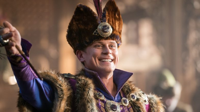 Billy Magnussen's 'Aladdin' Character Prince Anders to Receive Spin-Off Film on Disney+