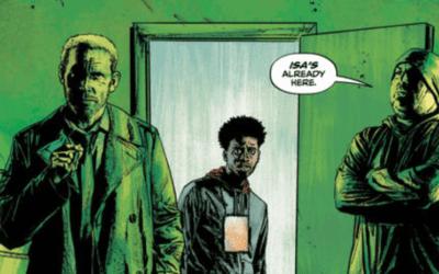 John Constantine: Hellblazer #2 (REVIEW)