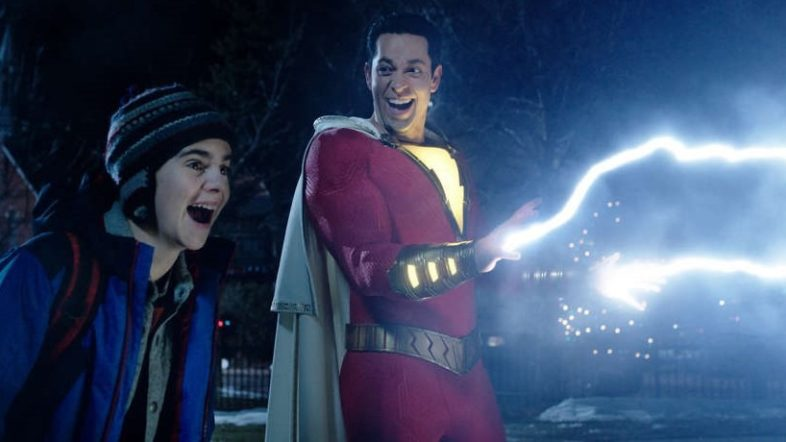 David F. Sandberg's 'Shazam!' Sequel Will Release April 1, 2022