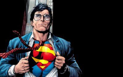 Clark Kent No More, Superman Drops His Secret ID
