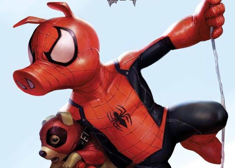 PETER PORKER, THE SPECTACULAR SPIDER-HAM #1 (ADVANCED REVIEW)