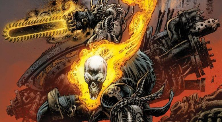 Ghost Rider 2099 #1 (Review)