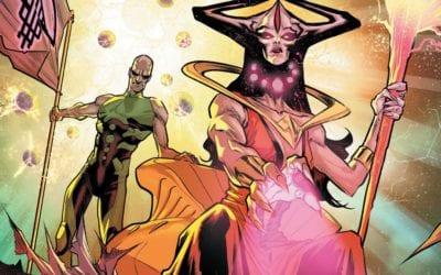Justice League #37 (Review)