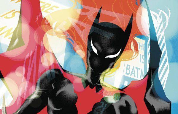Batman Beyond #39 (REVIEW)