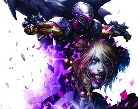 Suicide Squad #1 (REVIEW)