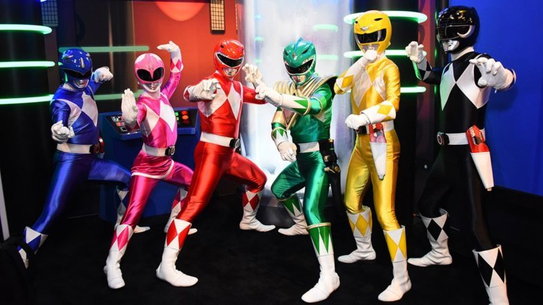 New 'Power Rangers' Reboot Film Enlists 'The End of the F—ing World' Director Jonathan Entwistle