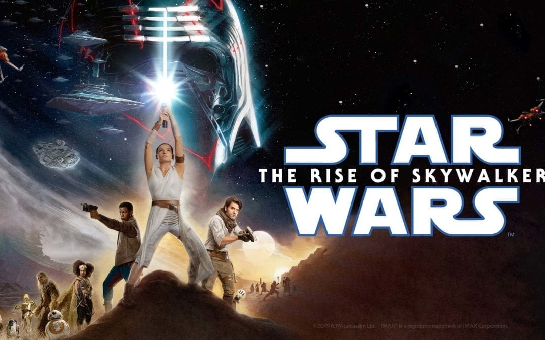 'STAR WARS: THE RISE OF SKYWALKER' (REVIEW)