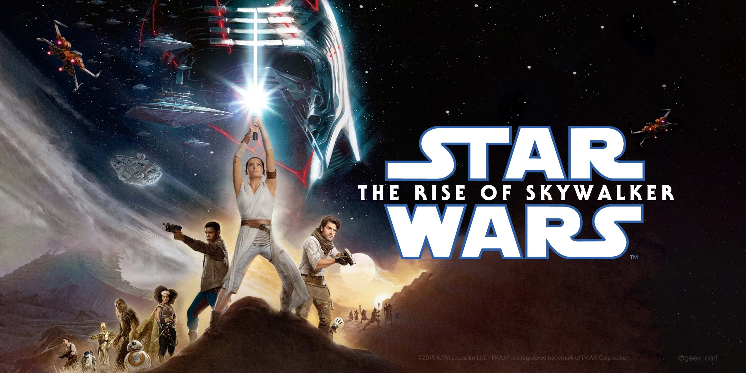 Star Wars The Rise Of Skywalker Review Gww