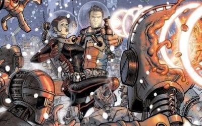 'Fear Agent' Series Lands at Amazon, From 'Shazam!' Director David F. Sandberg & 'The Batman' Writer Mattson Tomlin