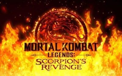 'Mortal Kombat Legends: Scorpion's Revenge' Animated Film Coming First Half of 2020