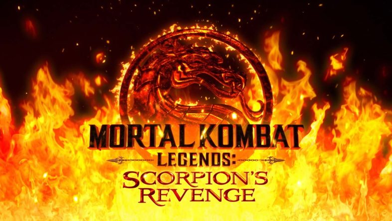 'Mortal Kombat Legends: Scorpion's Revenge' Animated Film Coming First Half of 2020
