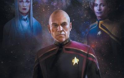 Star Trek Picard Countdown #3 (Review)