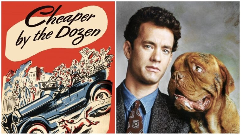 Disney+ Filming Dates: 'Cheaper by the Dozen' Film Aims for July 13th; 'Turner & Hooch' Series Eyes April 27th Start