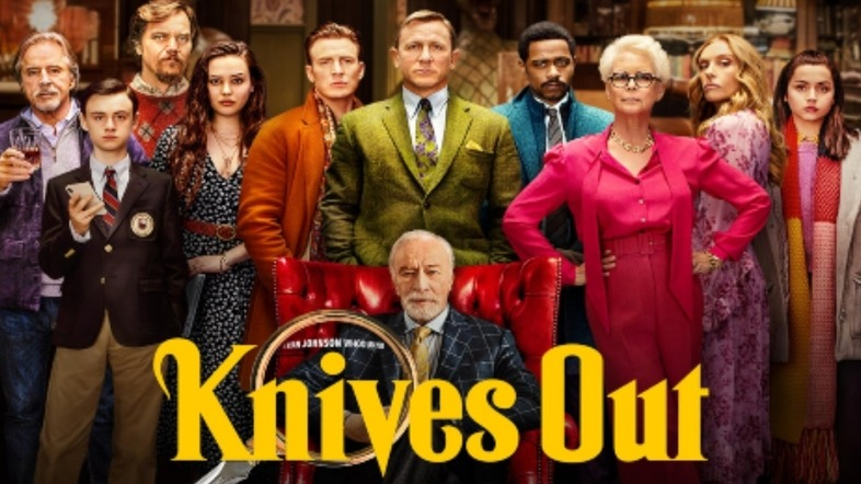 Rian Johnson Confirms 'Knives Out' Sequel Currently in the Works