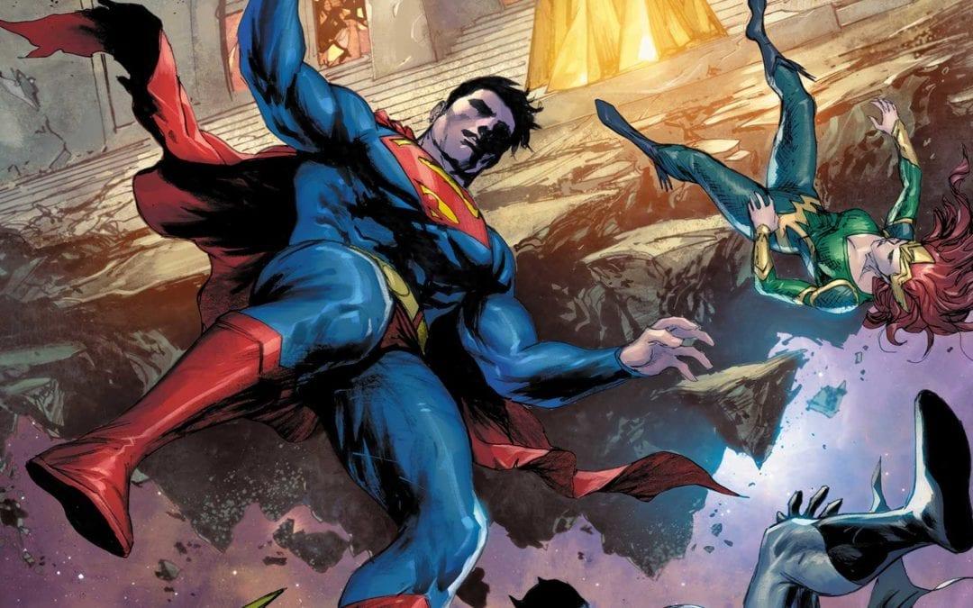 Justice League #39 (Review)