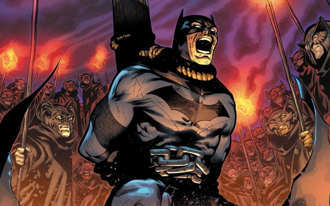 Detective Comics #1019 (Review)