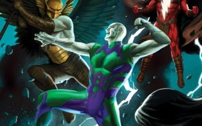 Year of the Villain Hell Arisen #2 (Review)