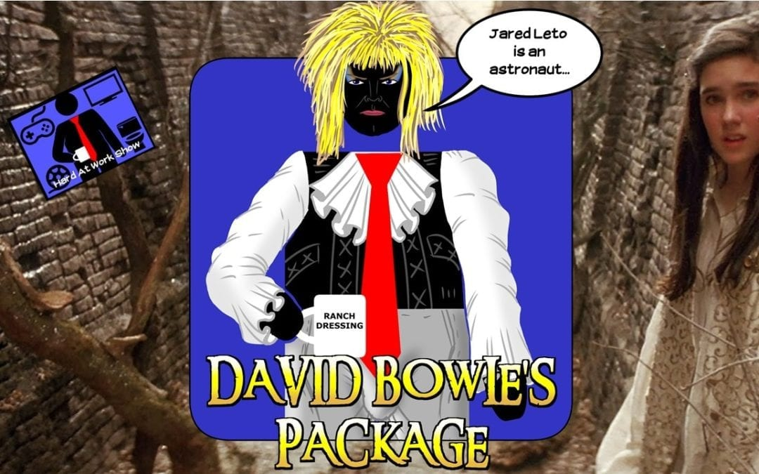 Hard At Work Episode #147: David Bowie's Package
