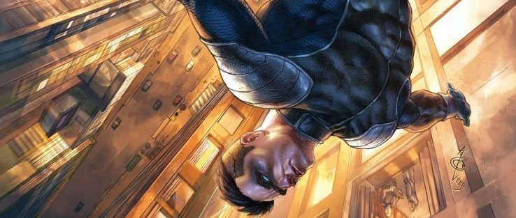 Nightwing #68 (REVIEW)