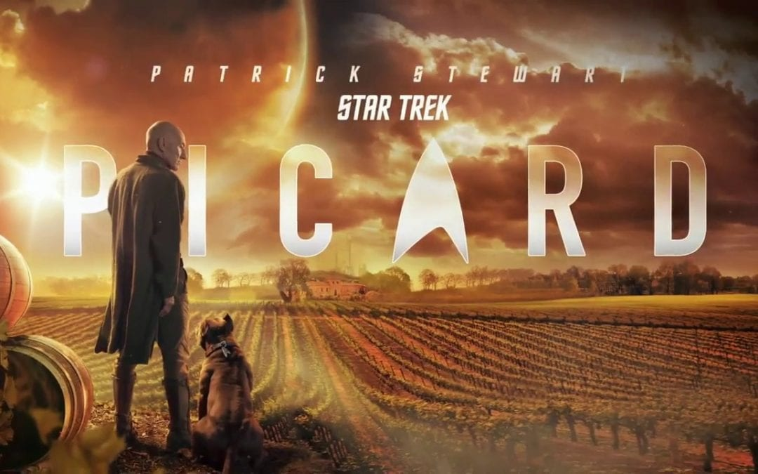 Star Trek: Picard Episodes 1-3 (Review)