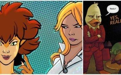 Marvel's 'Tigra & Dazzler' & 'Howard the Duck' Series Dead at Hulu