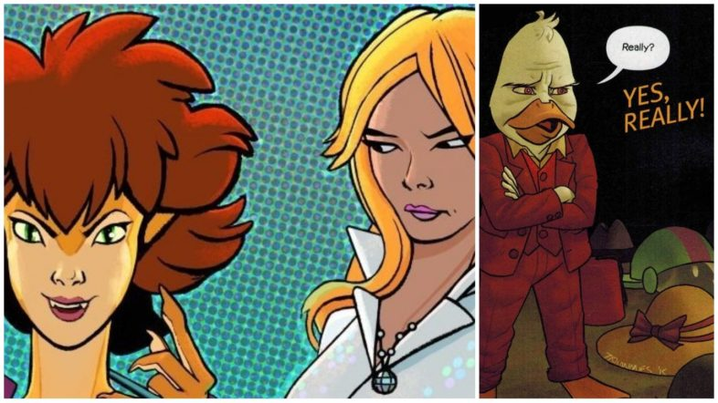 Marvel's 'Tigra & Dazzler' & 'Howard the Duck' Series Dead at Hulu