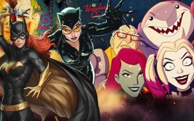 Exclusive: Catwoman, Batgirl, & Doctor Trap Set to Make Their Debut in Season 2 of 'Harley Quinn'