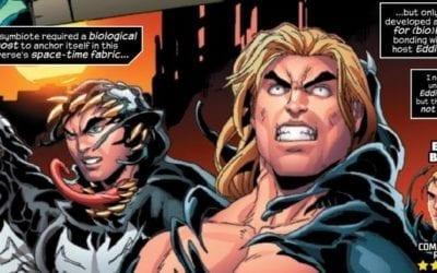 Venom The End #1 (Review)