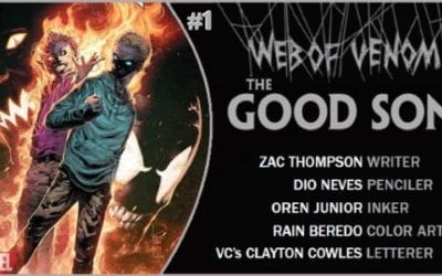 Web of Venom: The Good Son #1 (Review)