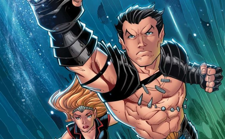 Atlantis Attacks #1 (Review)
