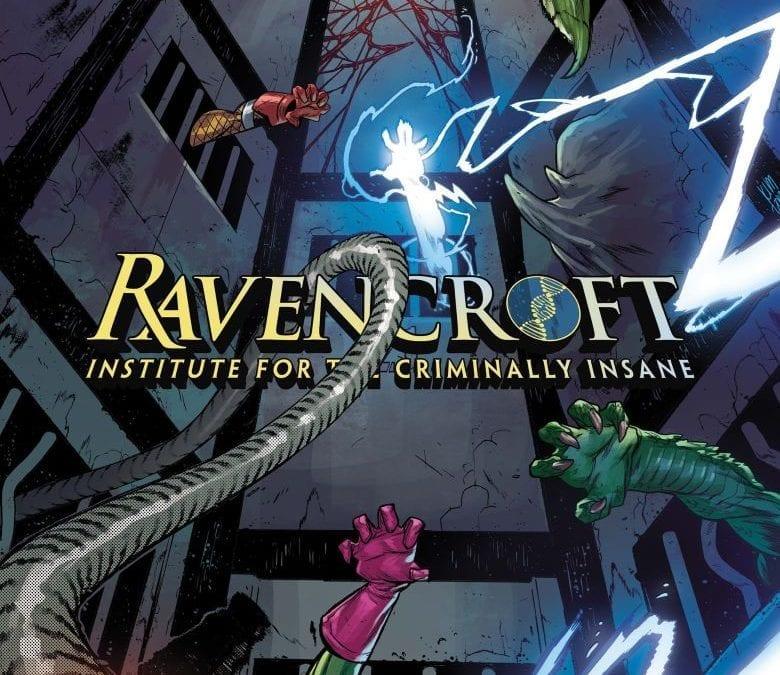 Ravencroft #1 (Review)