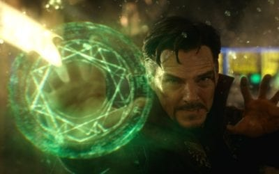'Doctor Strange in the Multiverse of Madness' Loses Director Scott Derrickson