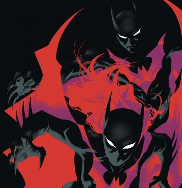 Batman Beyond #40 (REVIEW)
