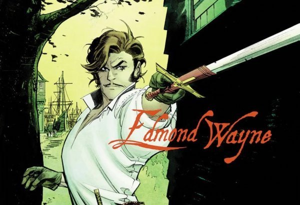 Batman: Curse of the White Knight #6 (REVIEW)