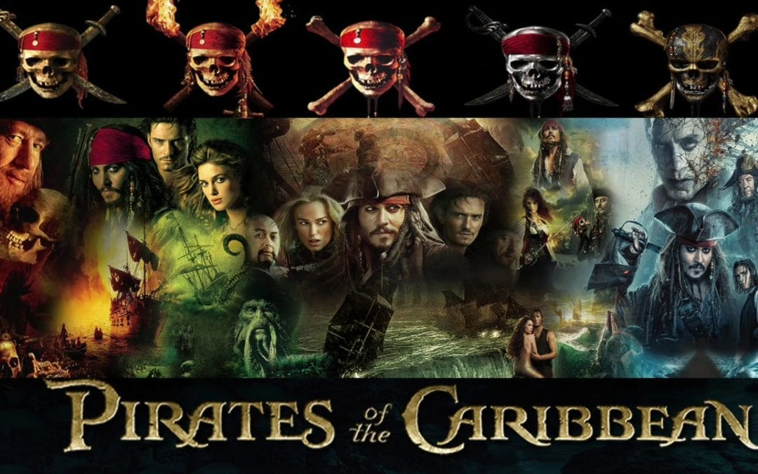 GWW Ranks All of the Pirates of the Caribbean Films