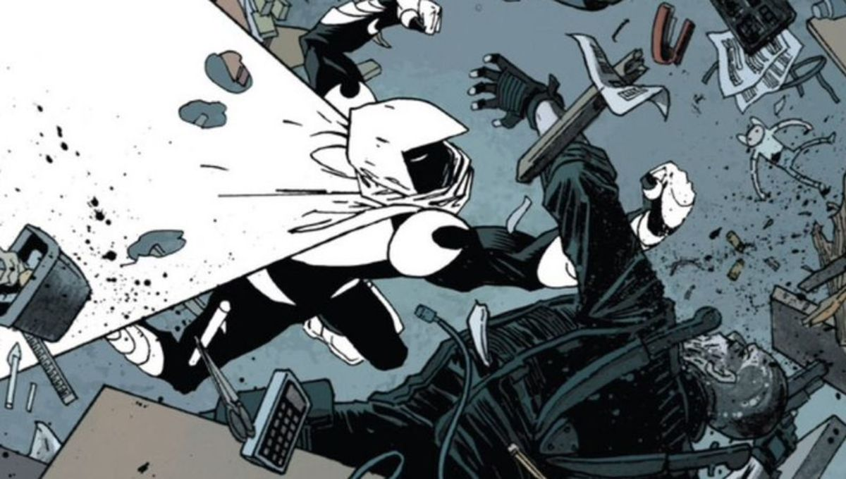 Marvel's 'Moon Knight' Series Adds 'The Witcher' Writer Beau DeMayo