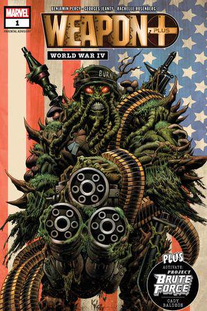 WEAPON PLUS: WORLD WAR IV #1 (REVIEW)