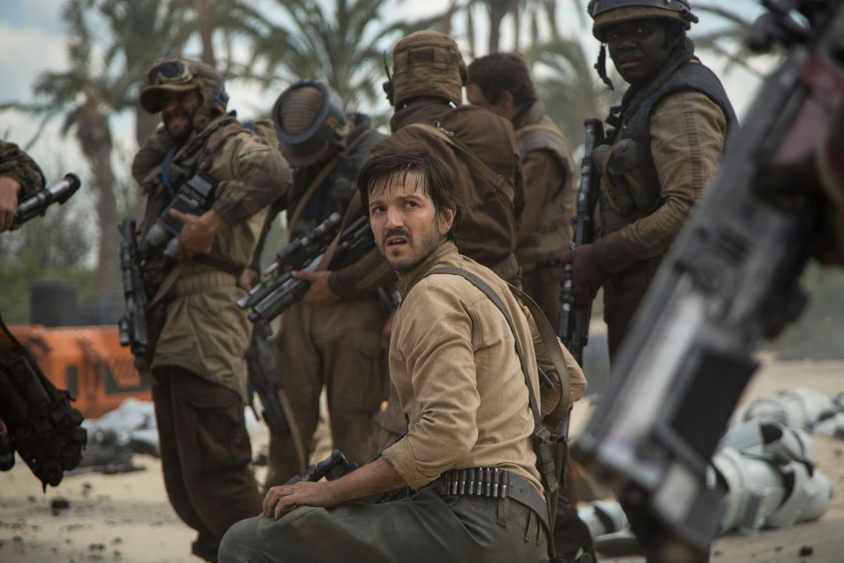 Exclusive: 'Cassian Andor' Star Wars/Disney+ Series To Rework Scripts Before Beginning Production