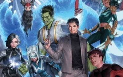 Exclusive: Marvel Studios Developing 'Agents of Atlas' Project As 'Shang-Chi' Follow-Up