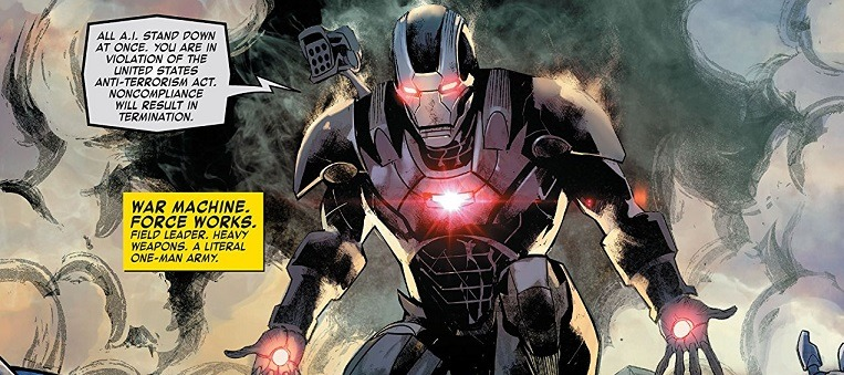 FORCE WORKS 2020 #1 (REVIEW)