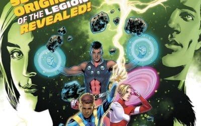 Legion of Super Heroes #4 (Review)