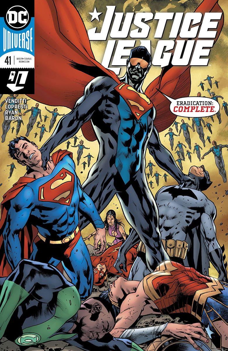 Justice League #41 (Review)