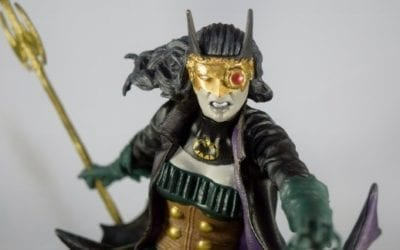 Diamond Select Dark Nights Metal: The Drowned Statue (Review)