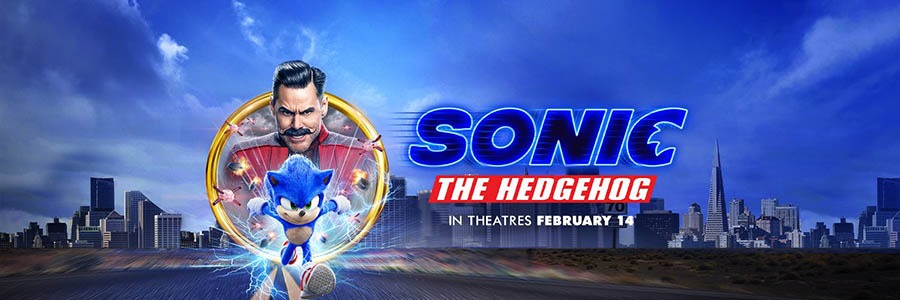 'SONIC THE HEDGEHOG' (REVIEW)