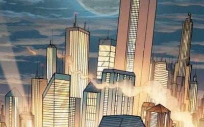 Almost History: DC Universe's 'Metropolis' Series
