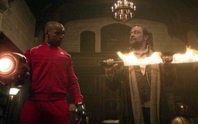 'Doom Patrol': Mark Sheppard Teases Return to Season 2 of DC Universe Series