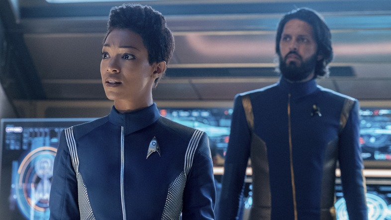 Exclusive: 'Star Trek: Discovery' Renewed for Season 5 at CBS All Access