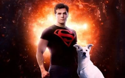 Exclusive Interview With 'Titans' Actor Joshua Orpin/Superboy!